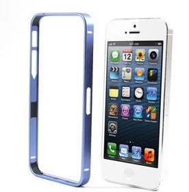 XGSM Granatowe Etui Slim Metal Bumper APPLE iPhone 5 5S
