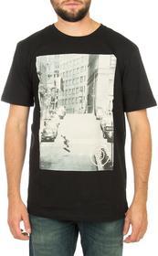 DC Shoes T-shirt DC Downhill DRMJE282-BLKD Czarny