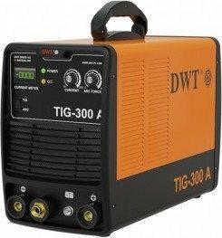 DWT TIG - 300A DC