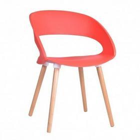 eHokery.pl Krzesło Reims Czerwone