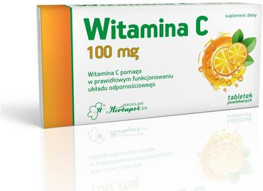 Herbapol Witamina C 100mg 30 szt.