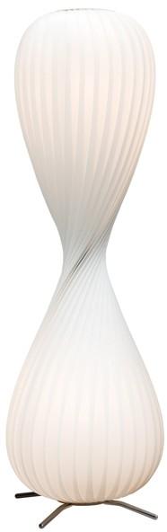 Tom Rossau TR10 - lampa podłogowa - biała 40x138