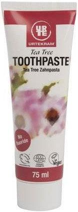 Urtekram Pasta do Zębów Drzewo herbaciane eko 75 ml