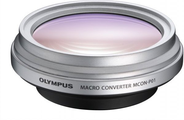 Opinie o Olympus MCON-P01