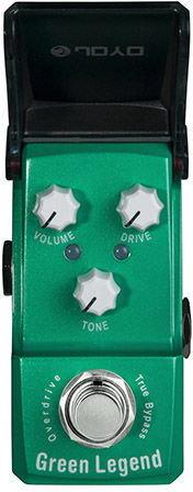 Joyo JF-319 Green Legend - efekt gitarowy