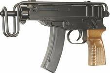 Opinie o ASG CZ Scorpion Vz61