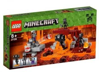 LEGO Minecraft Wither 21126