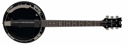 Dean Backwoods 6 BC - Banjo sześciostrunowe