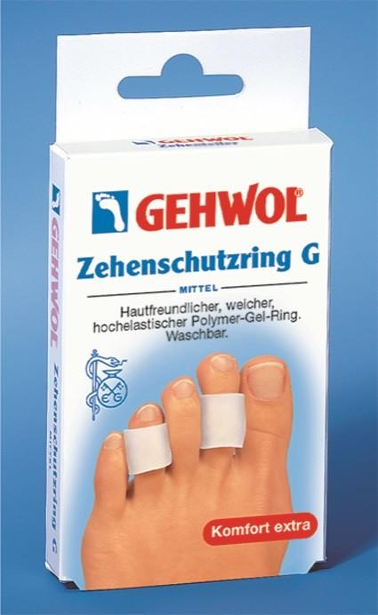 Gehwol Obrączka ochronna do palców stopy mała 2szt