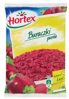 HORTEX Buraczki purée 450 g