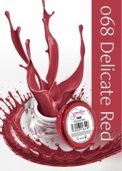 Semilac UV Gel Color 068 Delicate Red 5ml