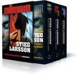 Stieg Larsson -  pakiet Millenium 3 tomy