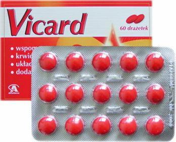 Aflofarm Vicard 60 szt.