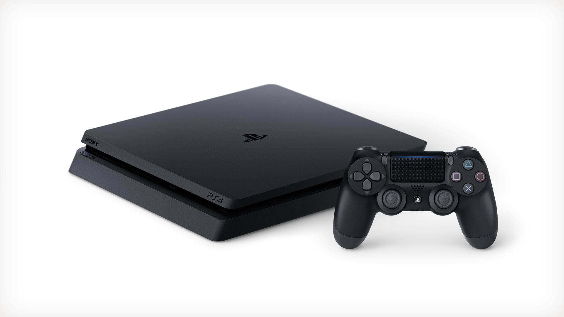Opinie o Sony PlayStation 4 Slim 500GB Czarny