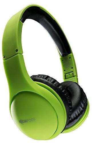Boompods Boom podów hpblk Foldable Headphone z Mic/Remote zielony HPGRN