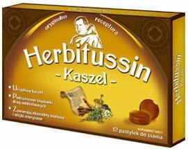 US Pharmacia Herbitussin Kaszel 12 szt.
