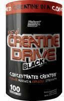 Nutrex Creatine Drive Black 150g