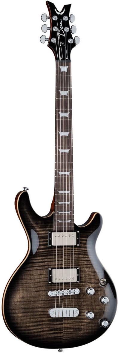 Dean Guitars Icon Flame Top CHB - gitara elektryczna