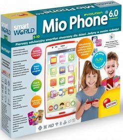 Lisciani Giochi Smartfon MIO Phone HD Czerwony 304-P55715