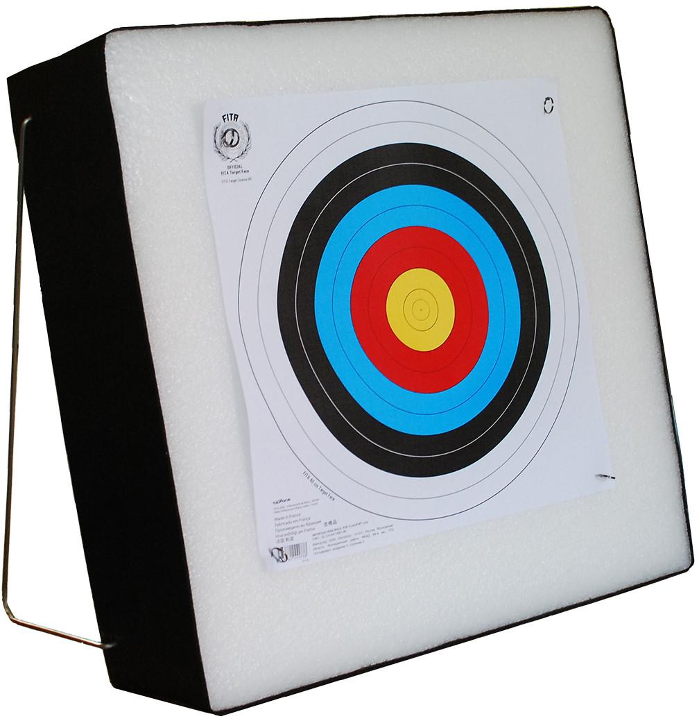 Opinie o TM Mata łucznicza piankowa 60x60x10 cm ze stelażem (065-193)