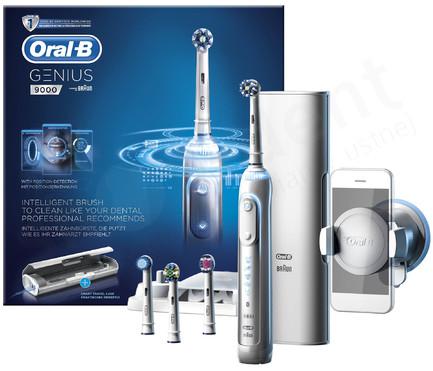 Opinie o Braun Oral-B Genius 9000 White