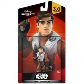 Disney Figurka 3.0 Poe Dameron (Star Wars - Przebudzenie Mocy)