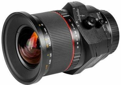 Samyang T-S 24mm f/3.5 ED AS UMC Sony E