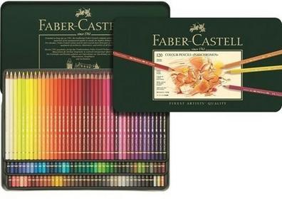 Faber-Castell Kredki Polychromos 120 Szt. Metal 110011 Fc