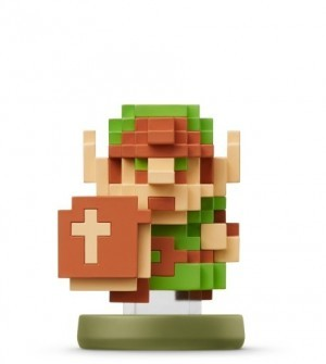 Nintendo Amiibo Zelda Link 8bit NIFA0082