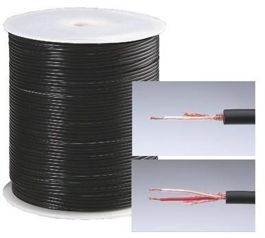 Monacor MLC-112/SW kabel audio 065390