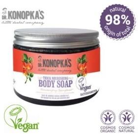 Dr. Konopka's Odżywcze gęste mydło do ciała do wszystkich typów skóry 500ml DR. KONOPKA