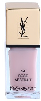 Yves Saint Laurent La Laquer Couture La Laquer Couture  24 Rose Abstrait