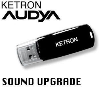 Ketron Audya Sound Upgrade 2010