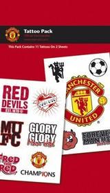 Manchester United - Chwała - Tatuaż
