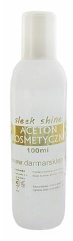 Opinie o Sleek Shine Aceton kosmetyczny 100ml