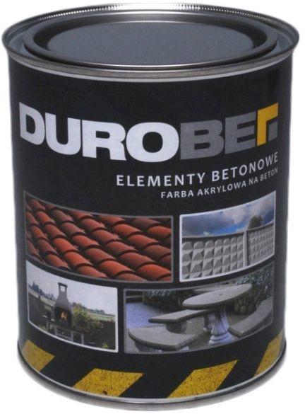 Durobet Farba  elementy betonowe br?z 0 75 l