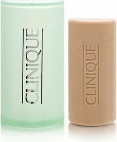 Clinique Facial Soap Extra-Mild with Soap Dish Mydło w kostce myjąca dla skóry suchej z