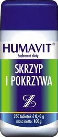 Humavit Humavit Z Skrzyp i Pokrzywa 150 szt.