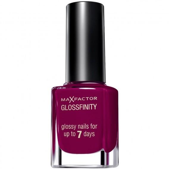 MAX FACTOR Glossfinity 155 Burgundy Crush 11ml