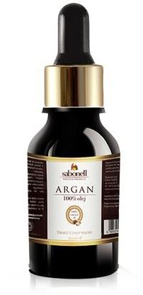 Khadi Olej arganowy nierafinowany 30 ml Sabonell