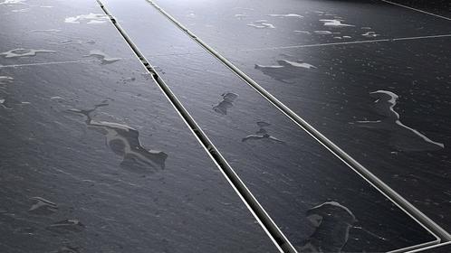 Rea Odpływ liniowy Neo 500 z syfonem do zabudowy płytkami stal nierdzewna