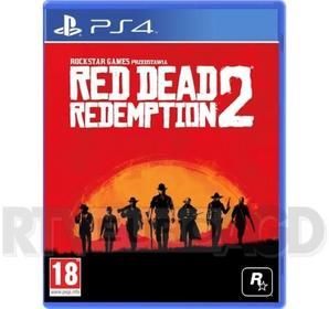 Premiera Red Dead Redemption 2 PS4