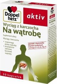 Queisser Pharma Doppelherz Aktiv Na Wątrobę 30 szt.