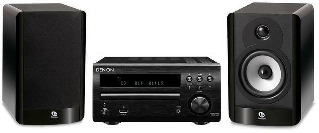 Denon BOSTON ACOUSTICS RCD-M40 + Denon A25