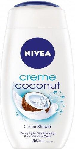 Nivea Creme Coconut Sensation Shower Gel 250ml
