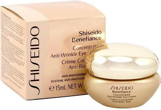 Shiseido Benefiance Concentrated Anti-Wrinkl Eye Cream 15ml