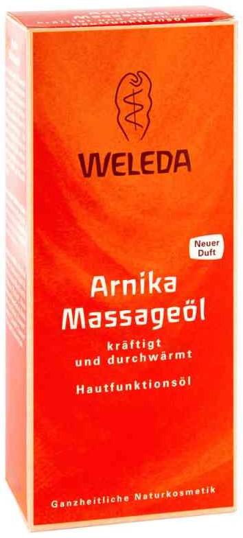 Weleda olejek z arniką do masażu AG 200 ml
