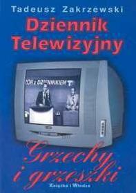 Zakrzewski Tadeusz Dziennik telewizyjny