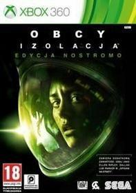 Obcy Izolacja: Edycja Nostromo Xbox 360