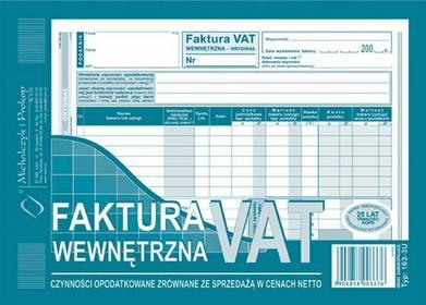 MICHALCZYK&Prokop Faktura VAT wewnętrzna czynności opodatkowane